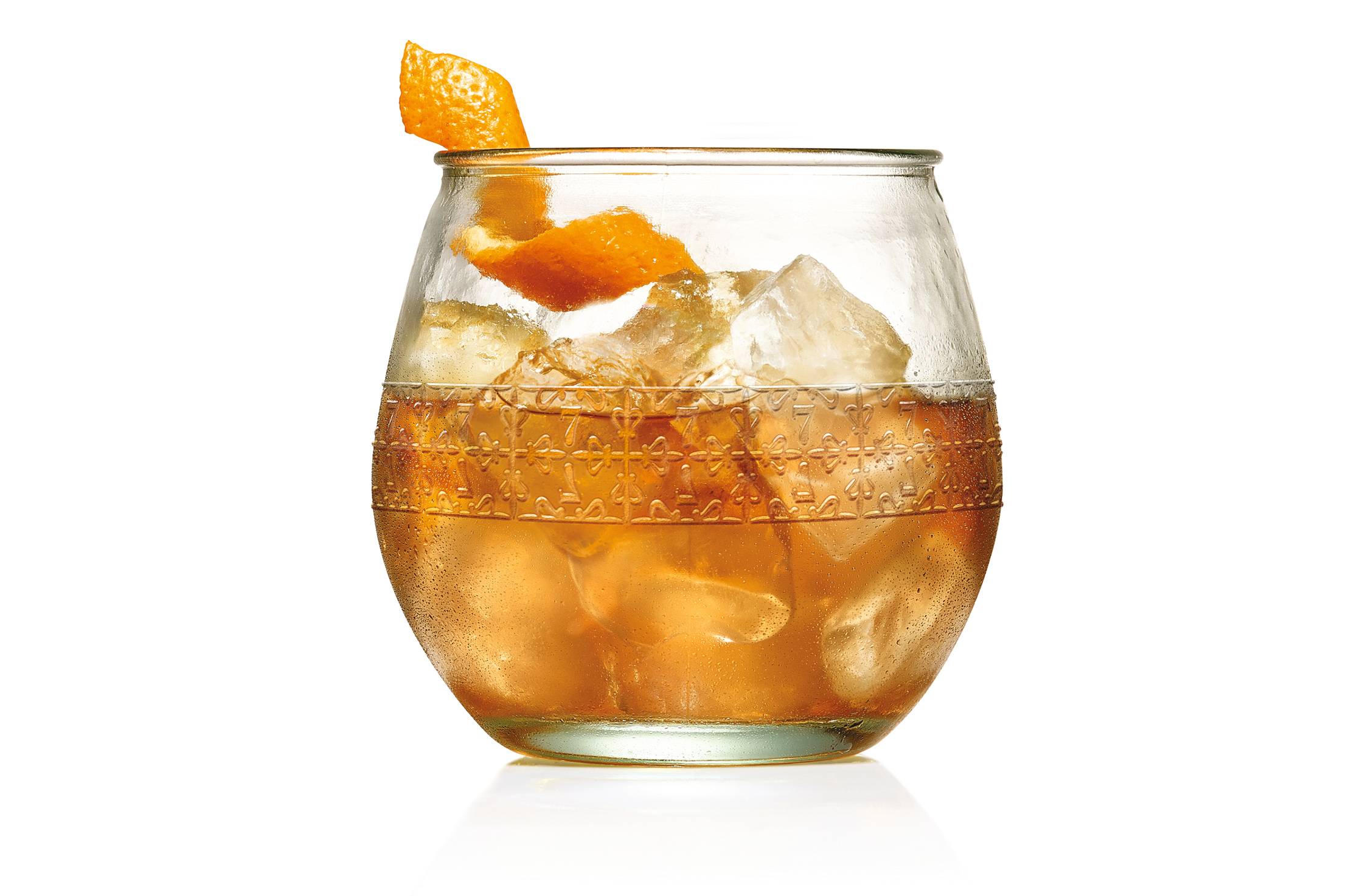 Old Fashioned drinkki resepti