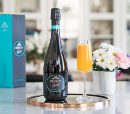 Bellini - Cocktail Zonin Prosecco Brut