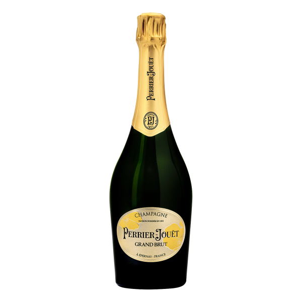 Perrier-Jouët Grand Brut samppanja.